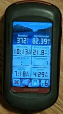 Garmin Oregon 550t Hand Held Gps, built-in camera Tested Working