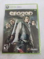 Eragon (Microsoft Xbox 360, 2006) new Factory Sealed Free Fast Shipping