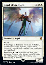 x1 Angel of Sanctions MTG Commander 2019 M M/NM, English