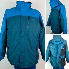 LL Bean Primaloft Coat Mens L Winter Ski Snowboarding Parka Jacket Detach Hood