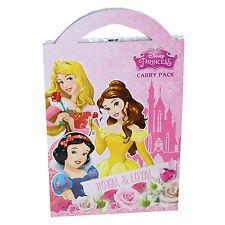 Pour enfants activité PAQUET TRANSPORT Princesse Disney petit cadeau Noël