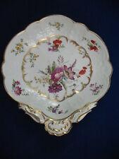 Antique English Porcelain Botanical Coalport Shell