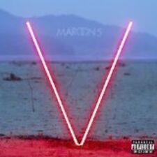 Maroon 5 - V LP, (brand New) Red Vinyl, Maps