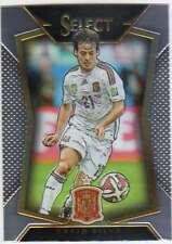 2015-16 Panini Select Soccer #74 David Silva Spain
