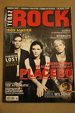 Teraz Rock 6/2009 - Placebo, Paradise Lost, Iron Maiden, Green Day, Dream Theate
