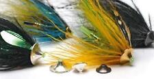 24 TURBO DISCO Conehead CONI per il salmone MOSCHE