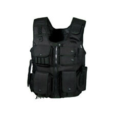 UTG PVC-V548BL   Law Enforcement Tactical SWAT Vest Black