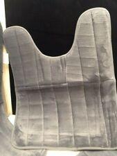 Kmat Grey Bathroom Rug Bath Mats Luxury Soft Non-Slip Memory Foam 3 Pieces