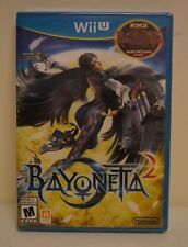 New! Bayonetta 2 [Out of Print Edition] (Nintendo Wii U, 2014) - Ships Worldwide