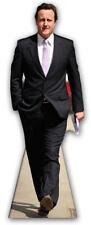 DAVID CAMERON BRITISH PRIME MINISTER LIFESIZE CUTOUT - GENERAL ELECTION 2015