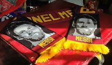 FC Barcelona Lionel Messi knitted JACQUARD SCARF