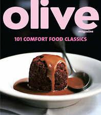 Olive: 101 Comfort Food Classics, New, Ratcliffe, Janine Book