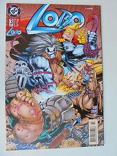 1x Comic - Lobo Nr. 3- DC Dino - Zustand 1/1-