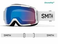 2018 Smith Optics Grom Snowboard / Ski Goggles, Many Colors w/ Chromapop Lens!