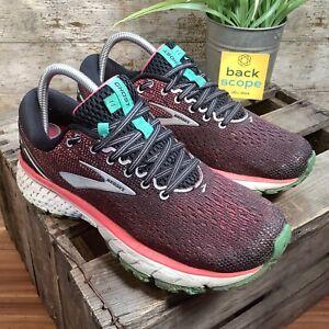 UK6.5 Brooks Ghost 11 High End Comfort Running Trainers - Purple/Pink - EU40