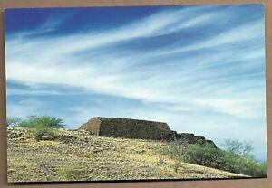 Postcard Pu'ukohola Heiau Hawaii