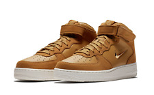 Nike Air Force 1 AF1 Mid '07 LV8 Jewel Bronze Gold UK5.5 US6 804609 200 - NEW