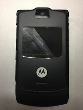 Motorola RAZR V3i Basic Flip 2G GSM Black Cellular Phone T-Mobile MetroPCS