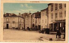 CPA St.-Germain Lembron - Place du Poids de Ville (250210)