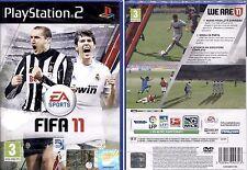 Fifa 11 (calcio 2011) Ps2 Playstation 2 Electronic Arts
