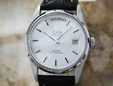 Rolex Tudor Oyster Prince 9450 Vintage 1970s 35mm Swiss Automatic Watch LV9