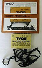 TYCO HO ELECTRIC POWER PACK U.L. LISTED 899V HOBBY TRANSFORMER 120V AC 60 Hz