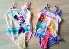 2 Maillots De Bain  2 Ans Disney Fille Neuf Minnie