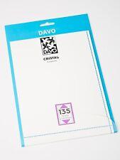 DAVO CRISTAL STROKEN MOUNTS C135 (215 x 139) 10 STK/PCS