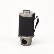 Ghillie Kettle Hard Anodised mKettle Lightweight Compact Double Walled Camping