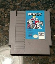 Paperboy Nintendo Nes 1988 Game Only Works!