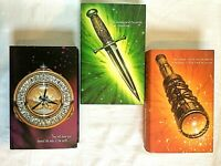 COMPLETE FIRST EDITION SET Philip Pullman - Northern Lights, His Dark Materials
