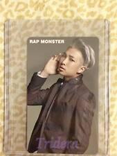 BTS Boy In Luv RapMonster Photo Card Bangtan Boys Top Loader Plastic Sleeve KPOP