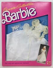 BARBIE PRIVATE COLLECTION FASHIONS 4507 WEDDING GOWN NRFB