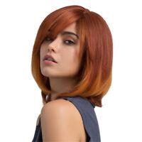 Parrucca per capelli umani veri Parrucca per donna alla moda Parrucca piena per