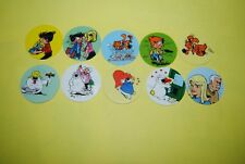 057 pogs pog caps milkcaps flippo : lot de 10 skippies