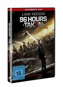 96 Hours - Taken 3 - DVD / Blu-ray - *NEU*
