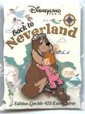 Disneyland Paris - Pte - Back to Neverland - Nana with Michael Pin