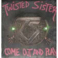 Come Out and Play [Remaster] [LP] by Twisted Sister (Vinyl, Spitfire Records USA)