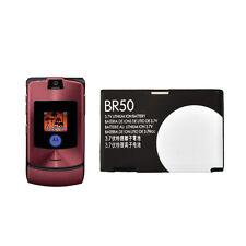 BR50 BR-50 Replacement Battery For Motorola U6 PEBL Razr V3 V3i V3c V3m