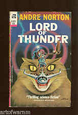 G-691  LORD OF THUNDER    Andre Norton  ACE Sci/Fi SB