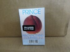 PRINCE PEACH ~ NOTHING COMPARES 2 U FACTORY SEALED CASSETTE SINGLE C26