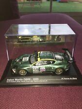 Aston Martin DBR9 1/43 Le Mans 2005