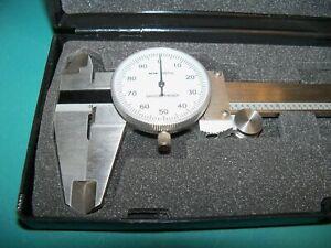 """6"""" Dial Calipers CEN-TECH Calibration .001"""" accuracy"""