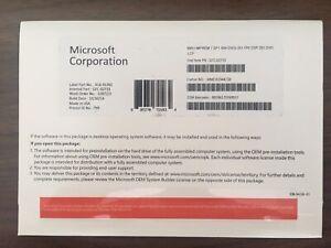 MS 7 Home Premium 64 Bit [DVD + license][Sealed]