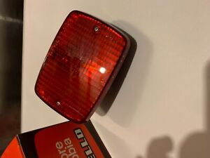 LAMBORGHINI COUNTACH 5000 QV &  FERRARI  REAR FOG LAMP LIGHT CARELLO
