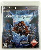 Lost Planet 3 - Playstation 3 / PS3 - Neuf / Brand new - Version NTSC-J / JAP