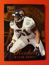 KEVIN HARDY * RC ROOKIE #123 JAGUARS - ILLINOIS - 1997 PINNACLE ZENITH