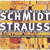 Symphony 1 - Schmidt/Strauss, Franz Schmidt, Good