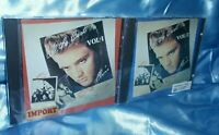 All The Best From Elvis Vol-1+2 Two Cd ELVIS Rare 80's Australia No UPC SEALED!