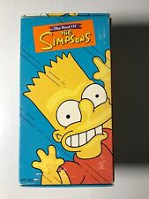 The Best Of The Simpsons - VHS Box Set 2 Volumes 4 - 6